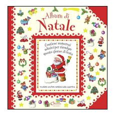 Album di Natale. Ediz. illustrata. Con Adesivi