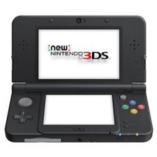 Console New 3DS Nero