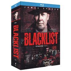 The Blacklist - Stagione 01-02 (12 Blu-Ray)