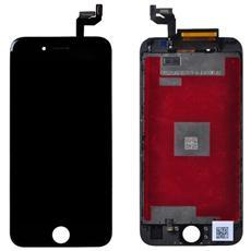 Display Schermo Lcd Retina Touch Screen Frame Ricambio Apple Iphone 6s Nero 4,7