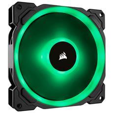 Ventilatore a LED 14cm Corsair LL140 1p RGB