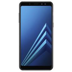 SAMSUNG - Galaxy A8 (2018) Nero 32GB 4G / LTE Impermeabile...