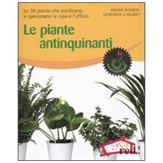 Le piante antinquinanti