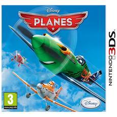 N3DS - Disney Planes