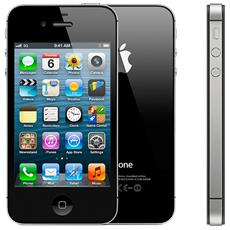 iPhone 4S 16 GB Nero RICONDIZIONATO