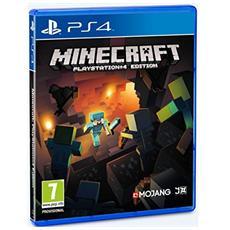 PS4 - Minecraft