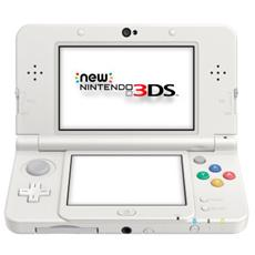 Console New 3DS Bianco