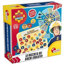 Sam Il Pompiere Raccolta Giochi Educativi