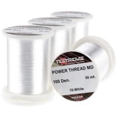 Power Thread 100 Denari Unica Bianco