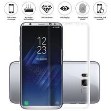 Pellicola Per Samsung Galaxy S8 + Plus G955 Vetro Temperato Curvo Protezione Al 100%