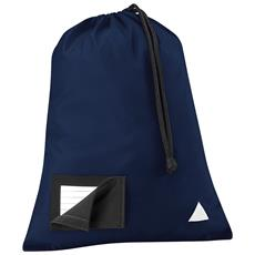 Sacca Per Palestra (6 Litri) (taglia Unica) (blu Navy)