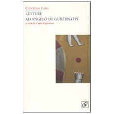 Lettere ad Angelo De Gubernatis