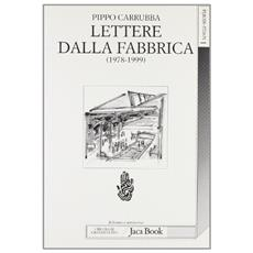 Lettere dalla fabbrica (1978-1999)