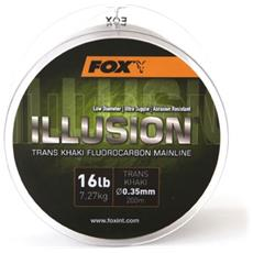 Fluorocarbon Illusion Soft Mainline 0,35mm 200m Unica