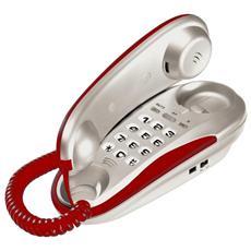 Telofono Fisso Kenoby - Colore Rosso