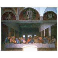Puzzle Arte Leonardo L'ultima Cena 1000 pz 70 x 50 cm 15776