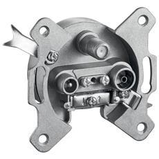Wentronic 67047 Argento cavo di interfaccia e adattatore