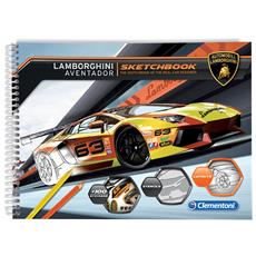 Sketchbook Lamborghini
