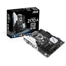 ASUS - Scheda Madre Z170-A socket LGA 1151 chipset Z170 ATX