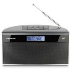 Music 8000 DAB+ blu metallico