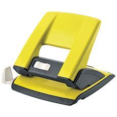 perforatore 2 fori giallo max 20 fg kartia