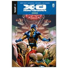 X-O Manowar. Vol. 10