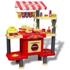 Giocattolo Bambini Cucina Grande