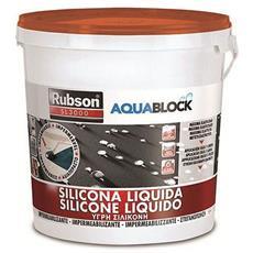 Silicone Liquido Rubson Sl 3000 Nero Kg. 1