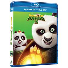 Kung Fu Panda 3 (Blu-Ray 3D+Blu-Ray) - Disponibile dal 20/06/2018