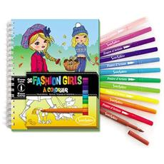 9104 Libro / album da colorare