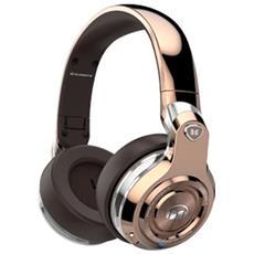 Elements Padiglione auricolare Stereofonico Con cavo e senza cavo Rose Gold auricolare per telefono cellulare