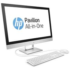 "All-In-One Pavilion 27-R006NL Monitor 27"" Full HD Intel Core i5-7400T Quad Core 2.4 GHz Ram 8GB Hard Disk 1TB AMD Radeon 530 2GB DVD-RW 2xUSB 3.1 Windows 10 Home"