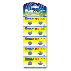IBT-KLR54 - Batterie a bottone Alcalina LR54 LR1130 189 AG10 (set 10 pz)