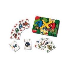 Giochi di Carte 4x4 53407