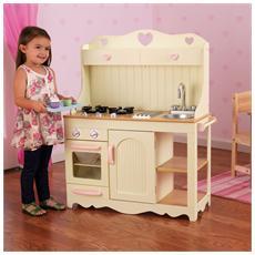 Legno Prairie Kitchen 77x34x95 53151