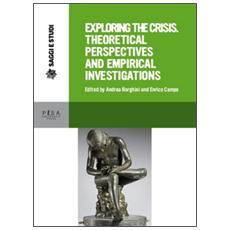 Exploring the crisis: theoretical perspectives and empirical investigations