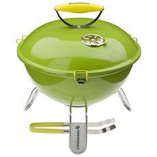 Barbecue A Carbone Piccolino 34 Cm Lime 31373