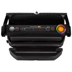 GC 7128 Griglia di contatto Da tavolo Elettrico 2000W Nero barbecue e bistecchiera