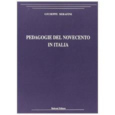 Pedagogie del Novecento in Italia