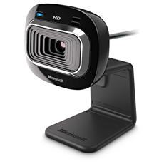 Webcam Lifecam HD-3000 Microfono USB 2.0 Nero