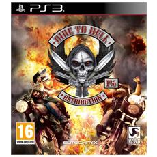 PS3 - Ride to Hell Retribution