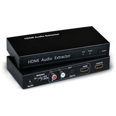 Adattatore HDMI per Amplificatori ad Alta Definizione Colore Nero