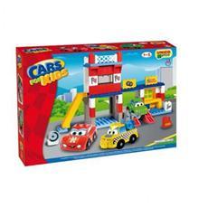 Unicoplus Garage Service Kid Cars