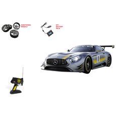 Auto Radiocomandata Mercedes Amg Gt3 4Wd