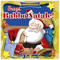 Grazie, Babbo Natale. Minipuzzle