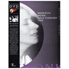 Meredith Monk - Solo Concert 1980