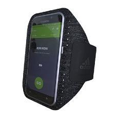 Fascia da braccio Sport per Galaxy S8 Plus - Nero