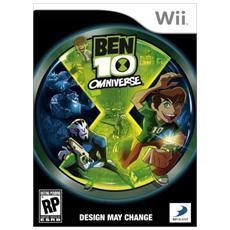 WII - Ben 10 Omniverse