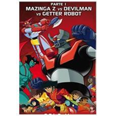 Dvd Super Robot #01