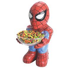 Portacaramelle Marvel Comics Candy Bowl Holder Spider Man 50 Cm